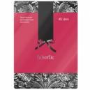 Еластични копринени чорапогащи, цвет черен, 40 den