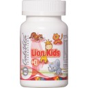 Lion Kids + D (90 дъвчащи таблетки)