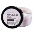 Маска за светла и блондирана коса TOTAL BLONDE от серията Expert